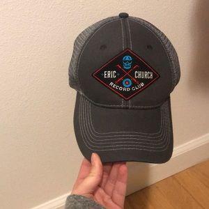Eric church hat